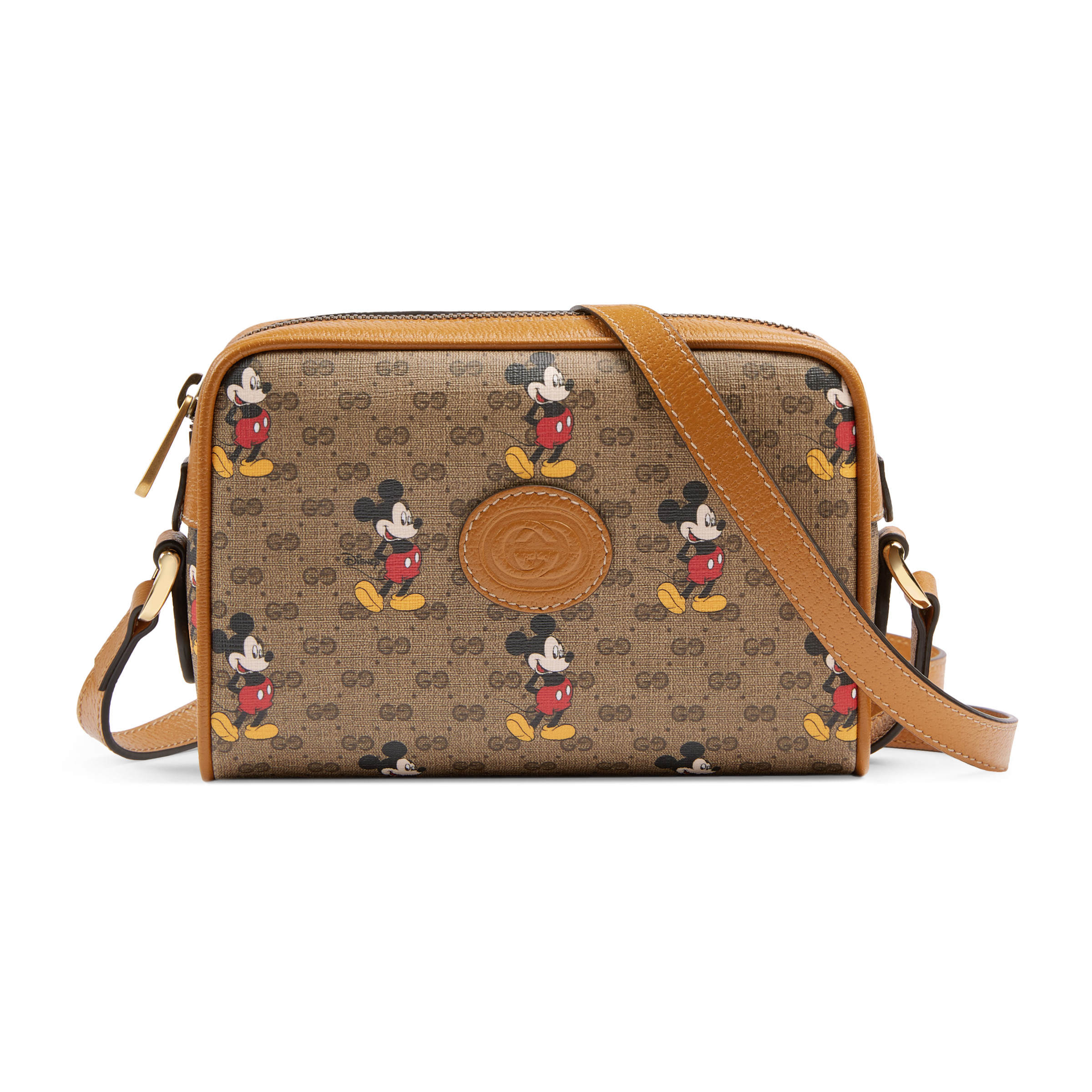 Disney x Gucci shoulder bag
