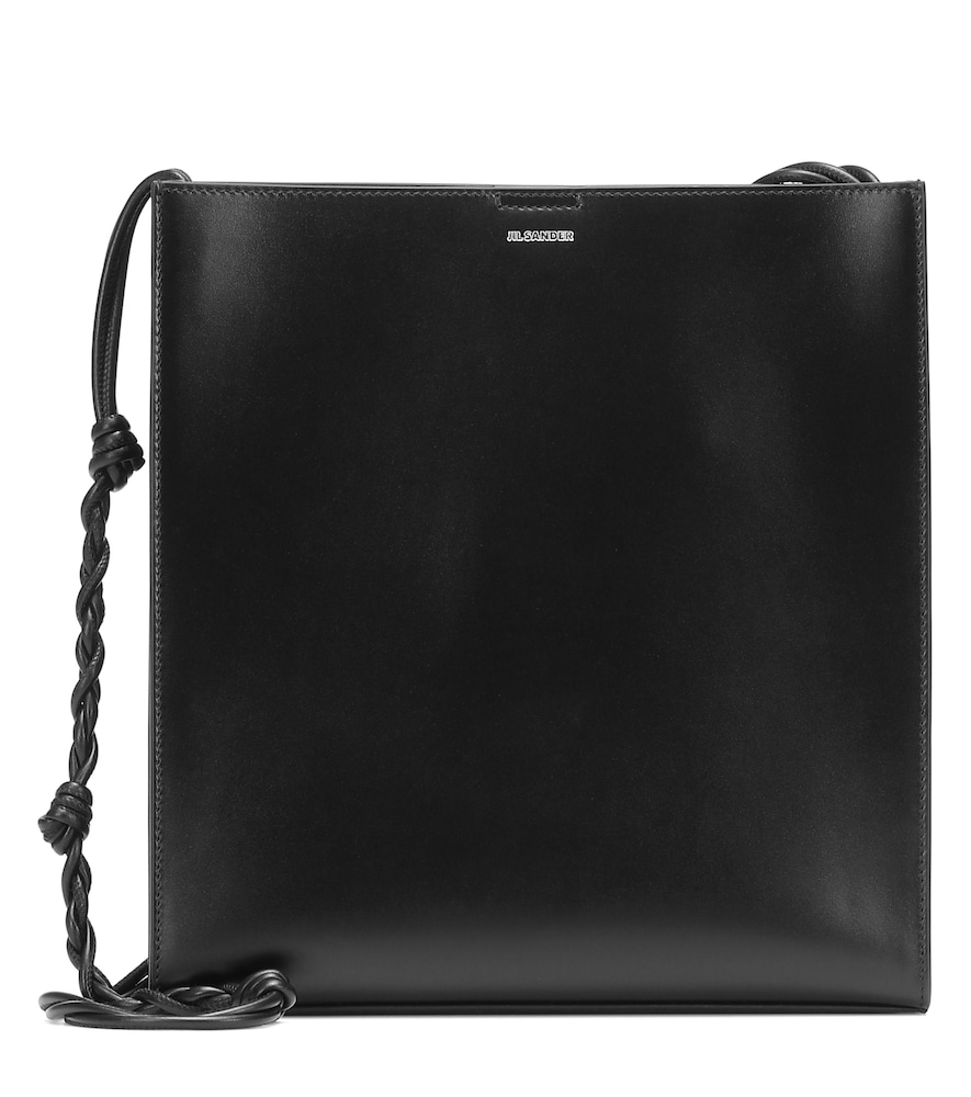Tangle Medium leather shoulder bag
