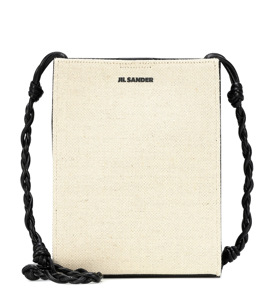 Tangle Small canvas shoulder bag