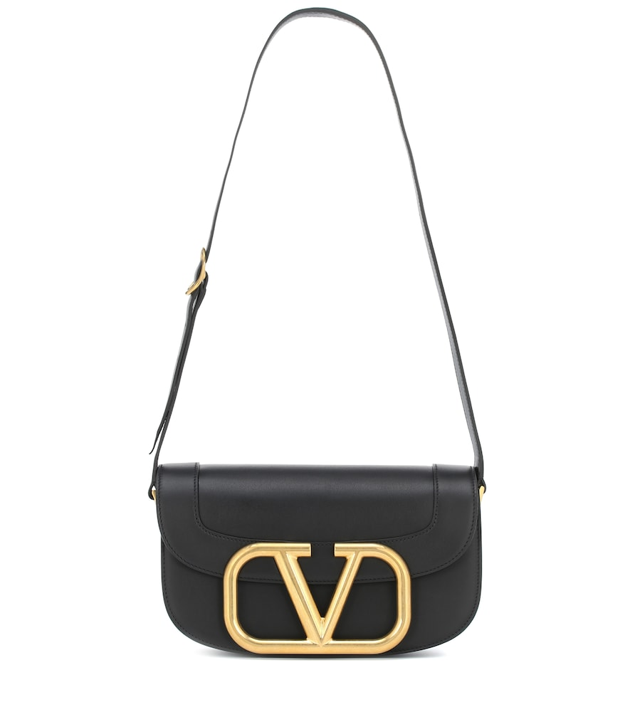 Valentino Garavani Supervee leather shoulder bag