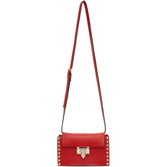Valentino Red Valentino Garavani Mini Rockstud Shoulder Bag