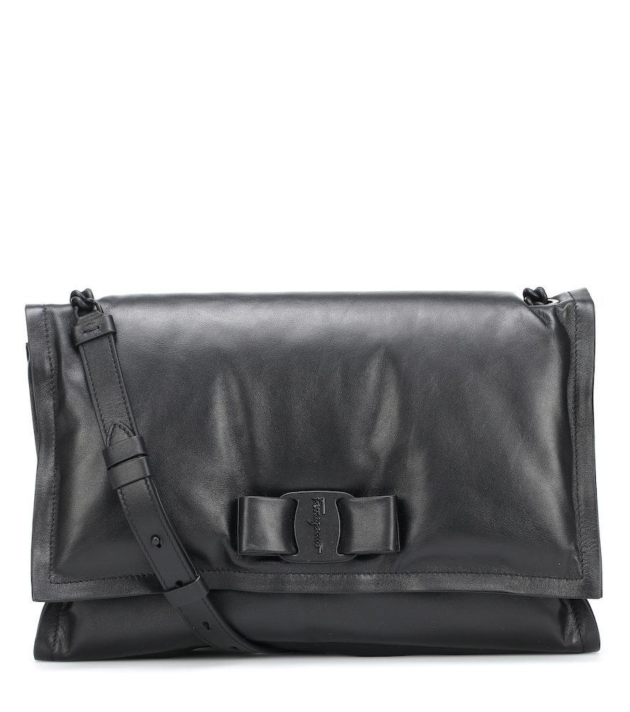 Viva Medium leather shoulder bag