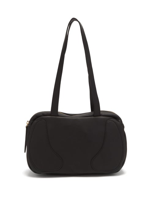 Gabriel For Sach - Decerio Xs Leather And Suede Shoulder Bag - Womens - Black